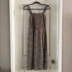 NWT Abercrombie midi dress